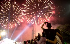 Where do we welcome the New Year 2016 in Central Portugal?