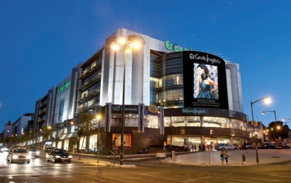 Shopping in Lisbon - El Corte Ingles