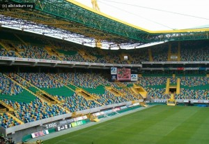 Going to a match in Lisbon - Estadio Jose Alvalade