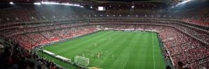 Going to a match in Lisbon - Estadio da Luz
