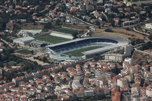 Going to a match in Lisbon - Estadio do Restelo