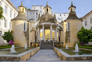 Coimbra, the cultural center of Portugal