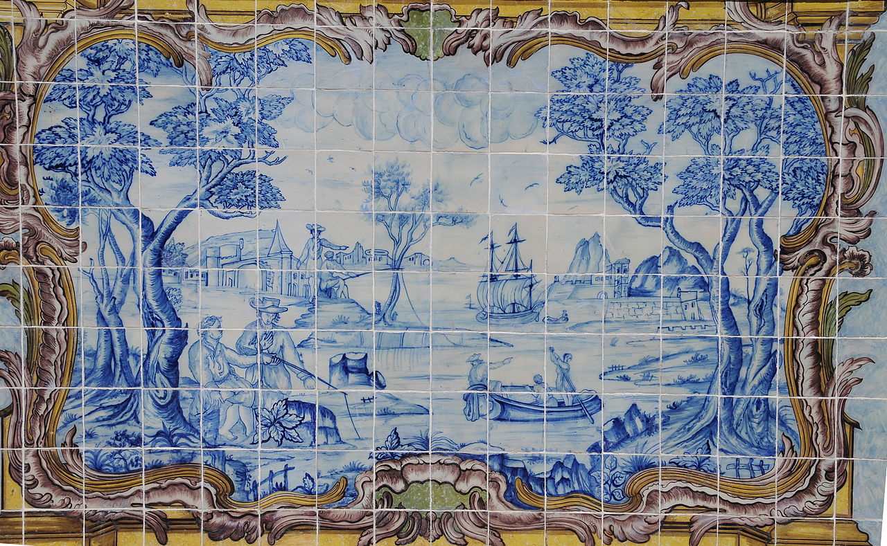 The Azulejos Museum, a trip into the heart of Portugal
